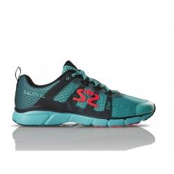 Salming enRoute 2 Shoe Men Green/Black
