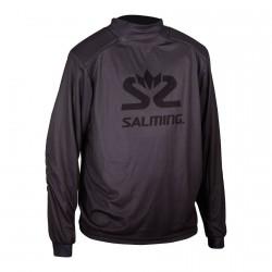 Salming Goalie Legend Jsy SR Dark Grey/Black