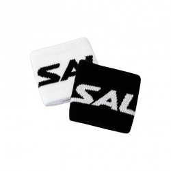 Salming Wristband Short 2-pack Black/White
