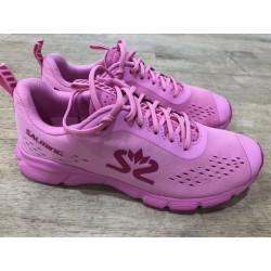 SALMING enRoute 3 Shoe Women 5 UK Magenta/Pink - Testovačky