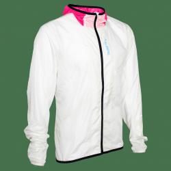 SALMING Sarek Jacket 21 Unisex White/Pink