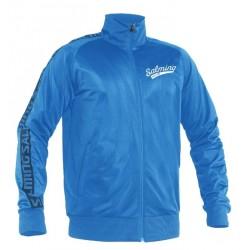 Retro WCT Jacket Cyan Blue