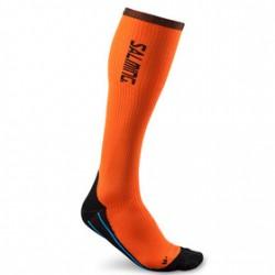 Compress Sock Orange